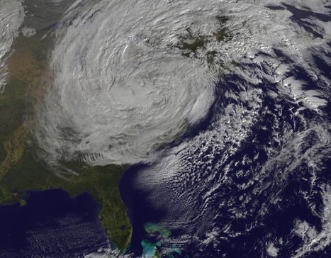 How Does Climate Change Make Superstorms Like Sandy More Destructive? | The Energy Collective | Climate Change | Scoop.it