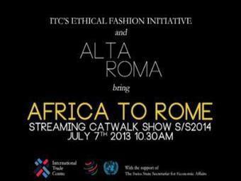 tiscali.notizie | Ethical Fashion Initiative ad AltaRoma, sulle passerelle sfilano lusso e moda 'etici' | Ethical Fashion | Scoop.it