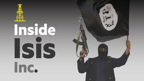 Isis Inc: how oil fuels the jihadi terrorists - FT.com   Efficacité énergétique pour l'industrie   Scoop.it