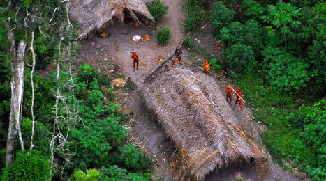 Scientists Use Satellite Images to Track Uncontacted Amazonian Tribes | Amazing Science | Scoop.it