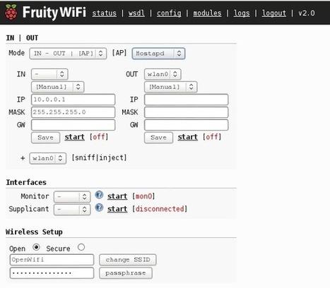 FruityWifi | opexxx | Scoop.it
