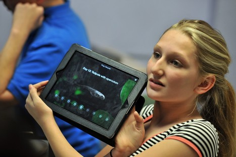 iPads, special education's new tool | Aspect 1- Use of Ipads and Computers | Scoop.it