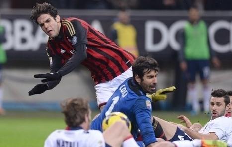Momento no per Ricardo Kakà, ma mercoledì a San Siro potrebbe arrivare la riscossa   Milanista X Sempre   Scoop.it