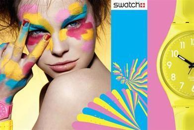 Hometown London picks up global Swatch brief | Advertising news | Campaign | Carosello 2013 | Scoop.it