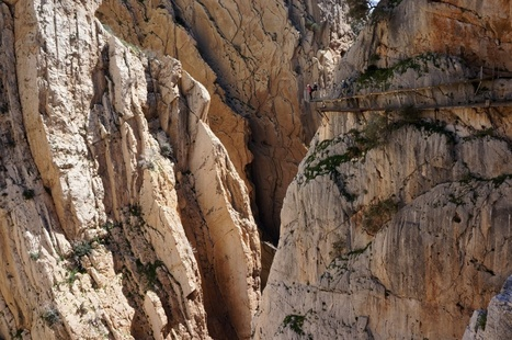 Caminito del Rey path in Málaga reopens with beauty replacing the fear factor | Family Life In Spain | Scoop.it