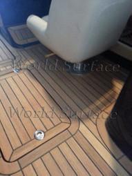 Choose your type of Boat flooring materials- Teak decking and Synthetic teak decking | Teak Decking | Scoop.it