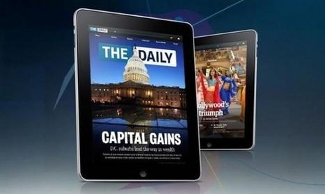 Chiude il Daily: informazione, editoria e business, quale futuro? | Nuove tecnologie | Scoop.it
