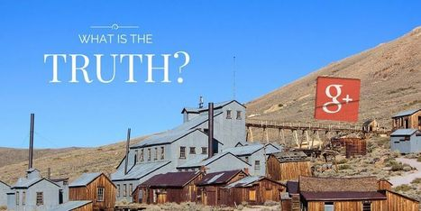 The Ghost Town that is Google Plus | The Social Web | Scoop.it