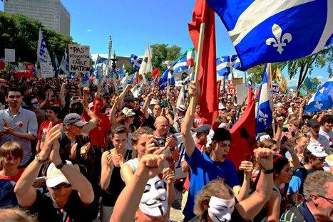 Une grève étudiante mondiale se prépare | Samuel Auger | Conflit étudiant | SandyPims | Scoop.it