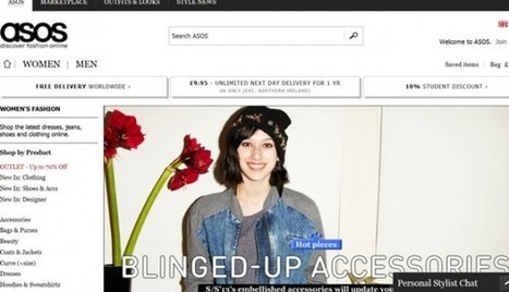 Asos Sales Increase Thanks To Strong Home Demand ... | ASOS.com | Scoop.it