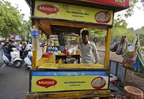 Nestlé prépare le retour des nouilles Maggi sur le marché indien | Marché du forex | Scoop.it