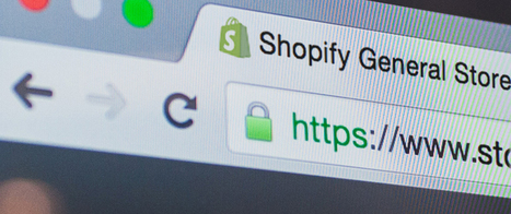 All Shopify Stores Now Use SSL Encryption Everywhere – Shopify | Blogging, Social Media & Tools | Scoop.it