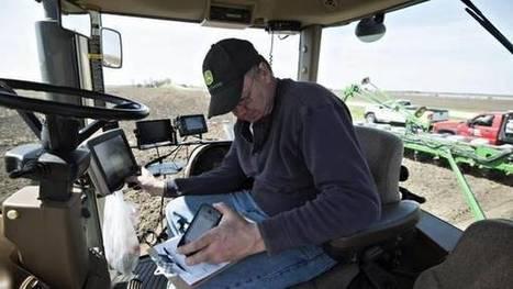 Todo el agro en EE.UU. está mapeado satelitalmente - Clarín.com   Agricultura   Scoop.it