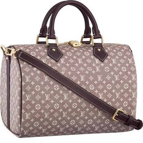 Louis Vuitton Outlet Speedy 30 Monogram Idylle M56704 For Sale,70% Off | louis vuitton outlet_vbagsatusa.com | Scoop.it
