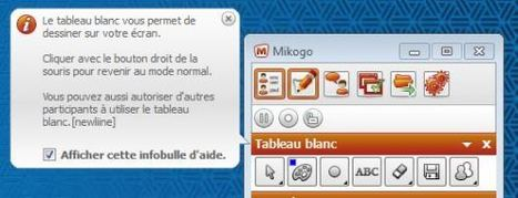 Mikogo: Partagez votre bureau d'ordinateur à distance | Time to Learn | Scoop.it
