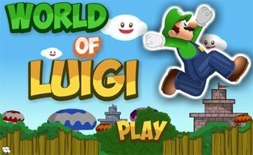 Luigi Games - Free Mario | Play Free Mario Games Online! | Mario Games | Scoop.it