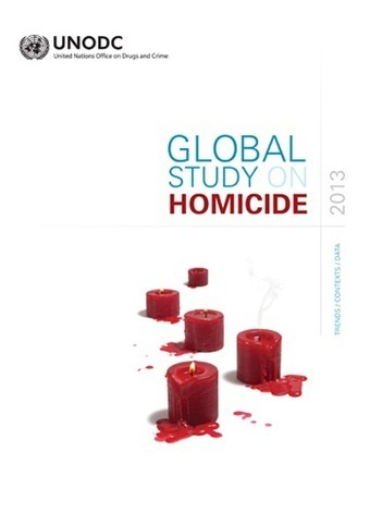 UNODC: Global Study on Homicide | Medicolegal death investigation | Scoop.it