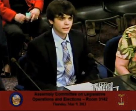 WATCH: Teen Stuns Nevada Assembly With Heartbreaking Gay Marriage Speech | Archaeology, Culture, Religion and Spirituality | Scoop.it