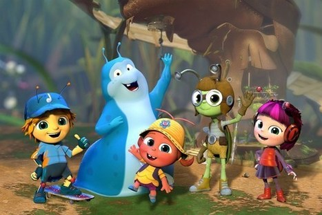 'Beat Bugs' brings The Beatles tracks to Netflix | Transmedia Storytelling meets Tourism | Scoop.it