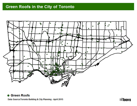 Green Roofs - Environment - City Planning | City of Toronto | Renew Cities: Environmental Sustainability | Scoop.it
