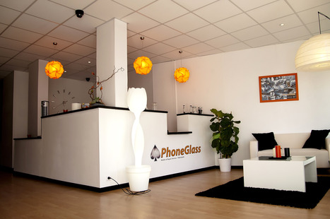 #42 – PhoneGlass | Blog Sur Garonne | Toulouse networks | Scoop.it