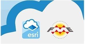 arcOrama: Séminaire en ligne FME et ArcGIS Online | SIG | Scoop.it