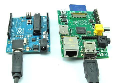 Raspberry Pi and Arduino | Raspberry Pi | Raspberry Pi | Scoop.it