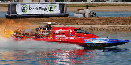 Lucas Oil Drag Boat Racers Dig Deep To Support Racer's ... | Boat Racing | Scoop.it