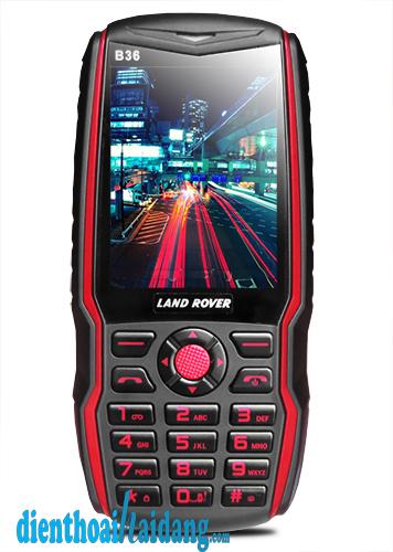 Landrover B36 | Điện thoại nam tính pin lâu | Dien thoai Hai Dang .com | Scoop.it