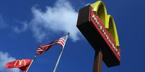 La morosité économique pèse sur les ventes de McDonald's | What's new in business? | Scoop.it