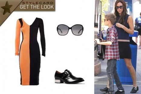 Get The Look: Victoria Beckham   StyleCard Fashion Portal   StyleCard Fashion   Scoop.it