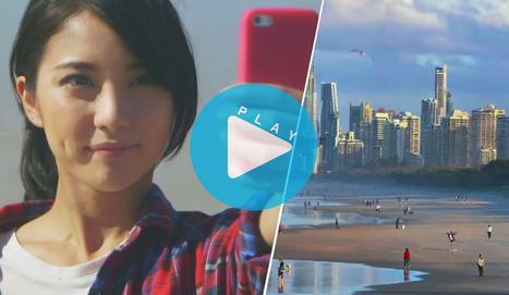 Tourism Australia Creates World's Longest Selfie Stick for Japanese Tourists | eTourisme institutionnel | Scoop.it