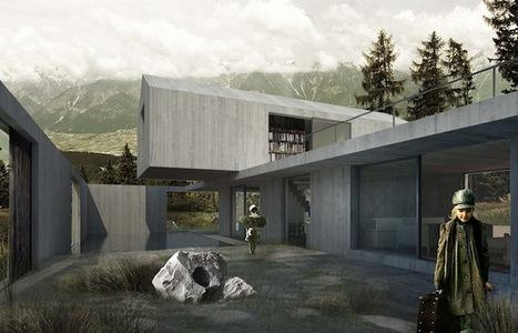 Experimental website lets you download amazing house blueprints for free | Entrepreneur | Scoop.it