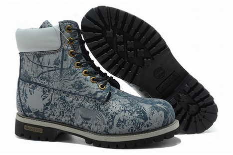Timberland 6 Inch Premium Boots Mens Blue Waterproof | popular list | Scoop.it