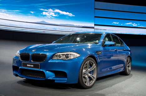 BMW M5: Customer Review | Supercar Experiences | Luxury Travel | Scoop.it