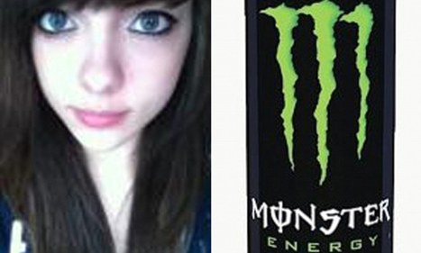 US girl, 14, 'died from heart attack after just two cans of Monster' in fifth death linked to energy drink | The effects of energy drinks on children | Scoop.it