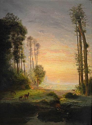 8 août 1873 mort d'Antoine Chintreuil   Racines de l'Art   Scoop.it