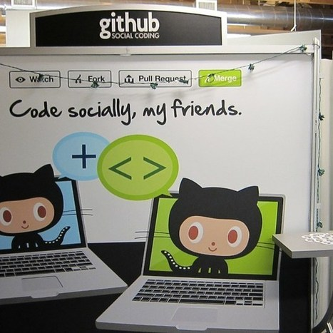 The GitHub generation: why we're all in open source now (Wired UK)   Linux and Open Source   Scoop.it