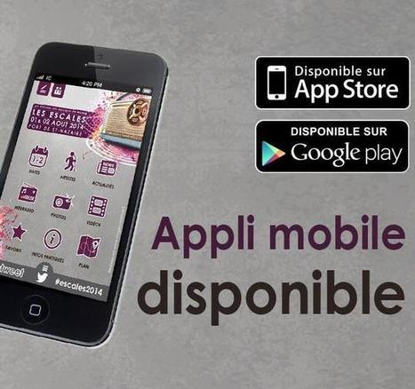 Application mobile : Festival Les Escales 2014 ! | Agence web & mobile Nantes - Rennes - Angers | imagescreations | Scoop.it