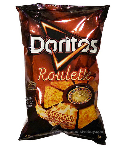 Doritos Roulette | Compelling Selling | Scoop.it