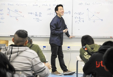 How a Lincoln High teacher gets all his students to pass the AP Calculus exam | STEM Connections | Scoop.it