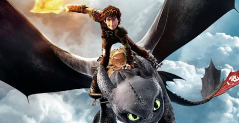 Movie Review – How to Train Your Dragon 2 (2014) - Flickering Myth (blog) | movies and gaming and shows | Scoop.it