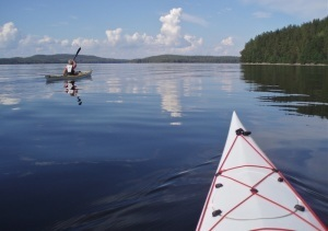 Kayaking in Päijänne national park | outdoorsfinland | Finland | Scoop.it