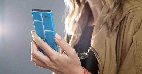 Google's Plan to Make Modular Smartphones Moves Forward | Tjänster och produkter från Google och andra aktörer | Scoop.it