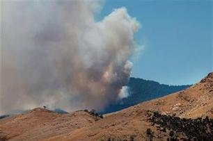 New Mexico fire rages; dozens of homes threatened - 8 News NOW | New Mexico News | Scoop.it