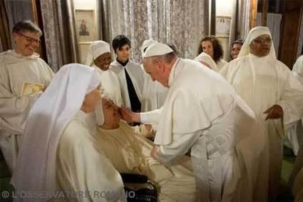 Mensaje del Papa Francisco para la Jornada Mundial de oración por las vocaciones   Vocaciones Religiosas   Scoop.it