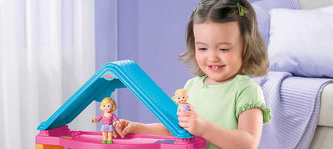 A Secret World for All : Each family member is sized just-right for little hands to hold | baby stuffs and toys | Scoop.it