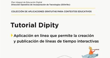 Tutorial Dipity.pdf | Siguiendo a un autor | Scoop.it