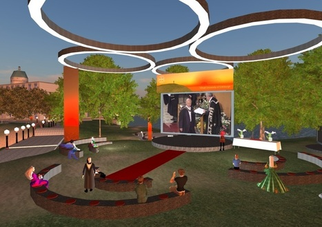 Higher education teaching in virtual worlds | ART TECHNOLOGY CREATIVE EDUCATION | Scoop.it