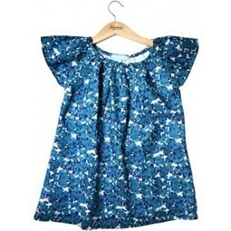 Buy Online Girl Dresses 2 to 8 years - Nicolete | Buy Online Kids Cloths | Scoop.it